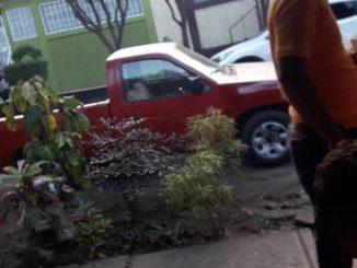 Camioneta robado