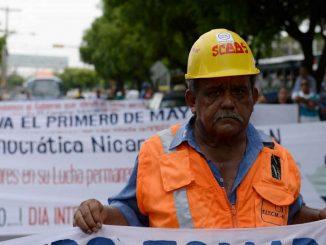 Trabajadores de Nicaragua