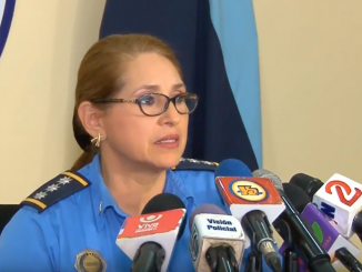 Informe Lunes Santo Policía Nacional