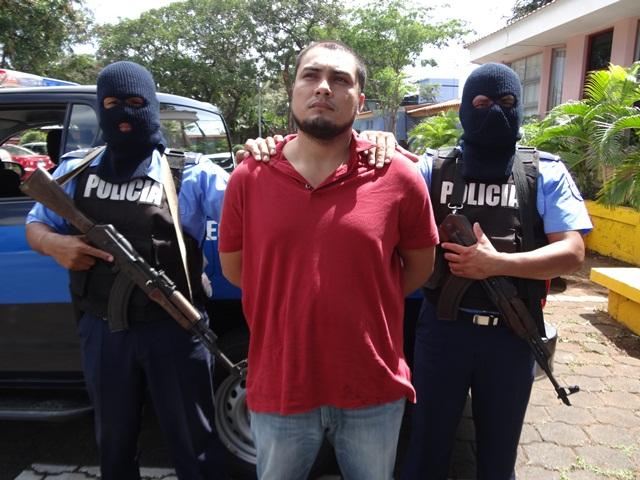 Magdiel Ramón Pérez Mendoza, 31 años. Foto: Policía Nacional
