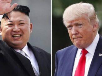 Donald Trump,Kim