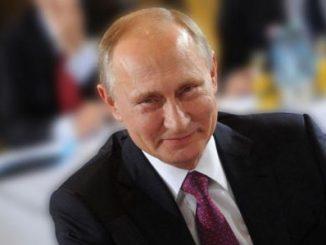 Vladimir Putin,Rusia,