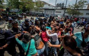 Incendio,cárcel,Venezuela,