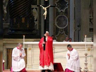 Vía Crucis,Papa Francisco,