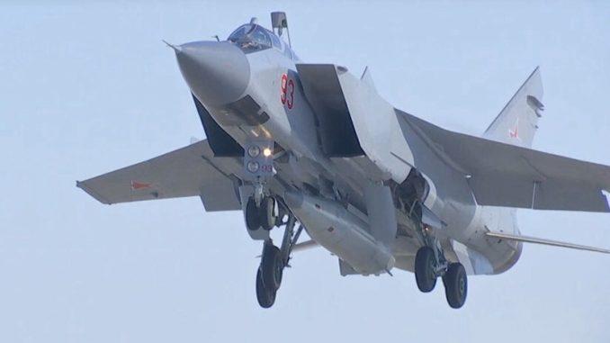 Rusia,misil hipersónico