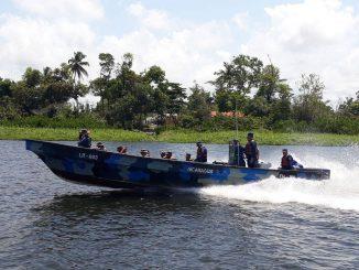Foto: Ejército de Nicaragua