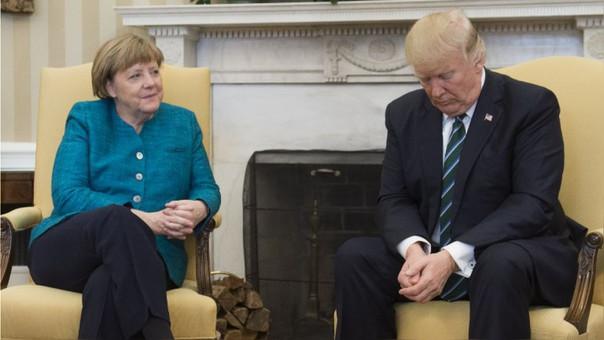 Alemania y EE.UU.