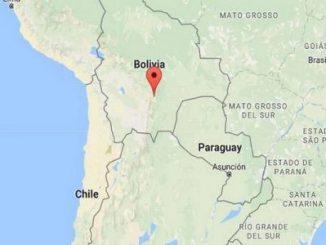 Bolivia,terremoto,