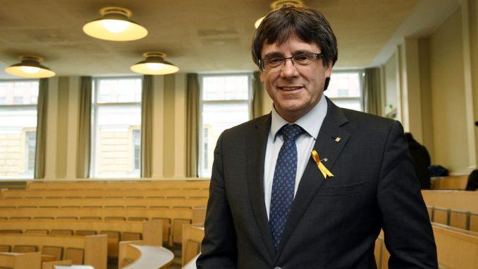 Cataluña Carles Puigdemont