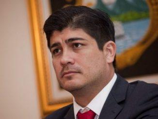 Carlos Alvarado,presidente,Costa Rica,