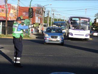 Policía Nacional de Tránsito