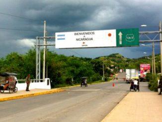 Frontera,Nicaragua,Honduras,violencia,