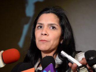 Maria Nelly Rivas, presidenta de Amcham