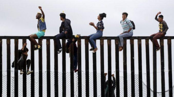 migrantes,EEUU,centroamericanos,