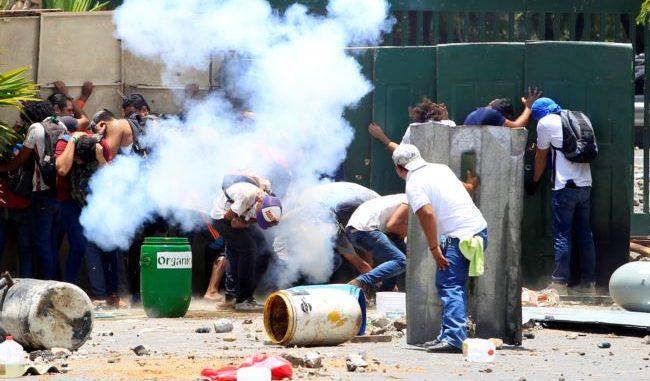 Gobierno de Ortega,Costa Rica,