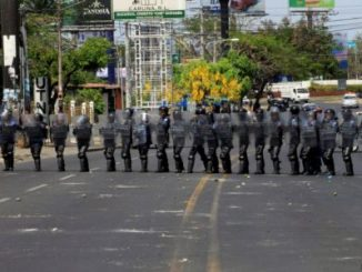 Naciones Unidas,protestas,Nicaragua,