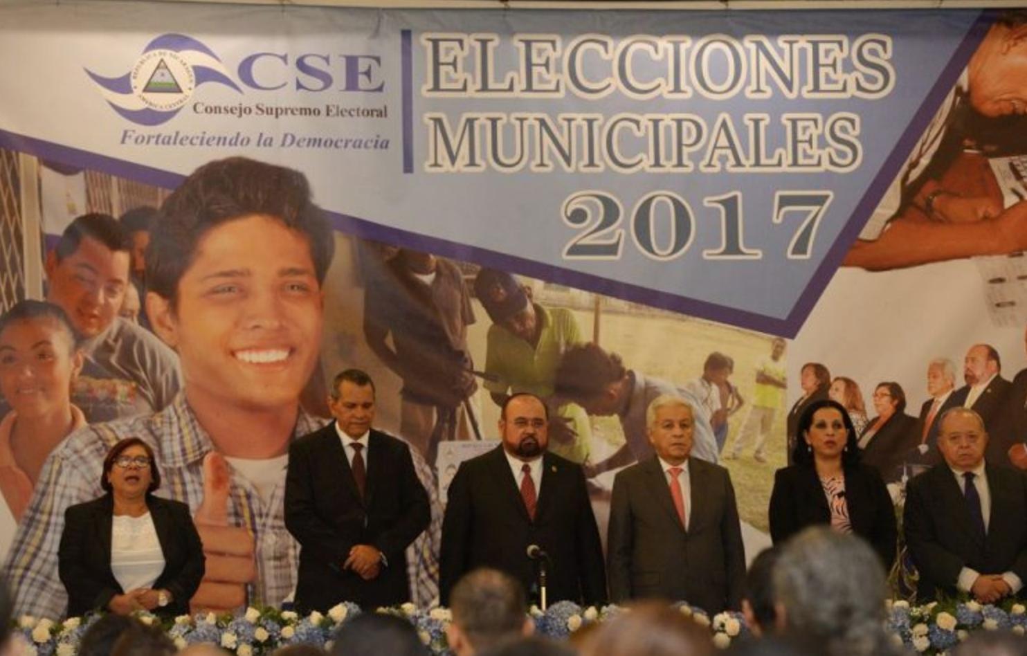 Poder Electoral de Nicaragua