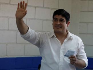 Carlos Alvarado Costa Rica