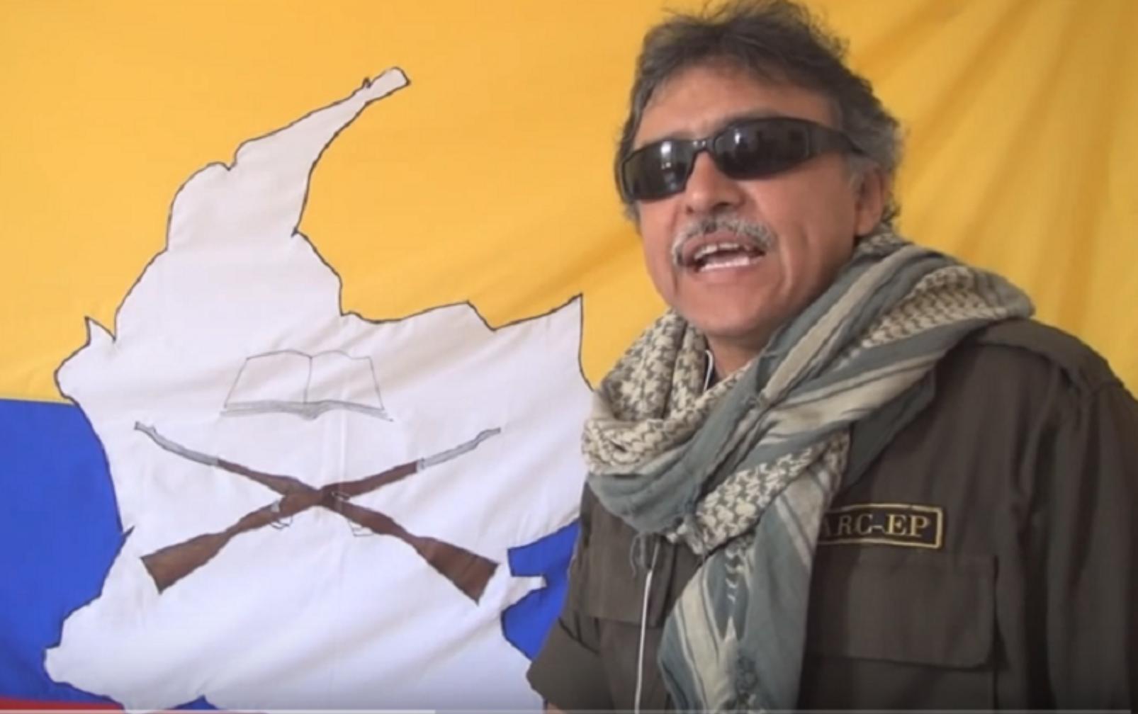 Seuxis Hernández Solarte, 'Jesús Santrich' - Radio Corporacion