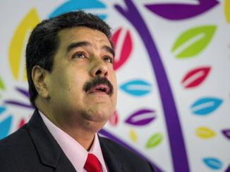 Nicolás Maduro, cumbre de las américas