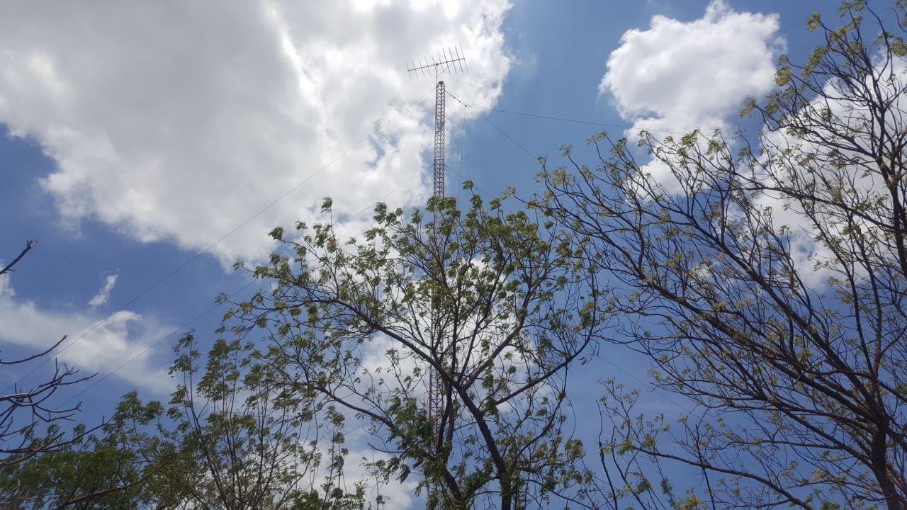 Antena de radio Corporación en Tipitapa