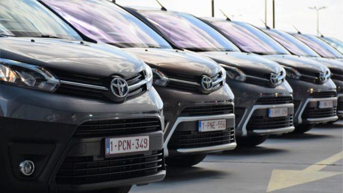 Toyota Motor Corp