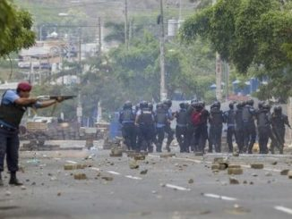 Protestas,Nicaragua,Ortega,