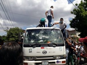 Protestas,UPOLI,