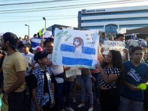 Ortega,protestas,