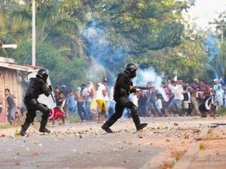 Protesta,condena,costarricenses,Congreso,