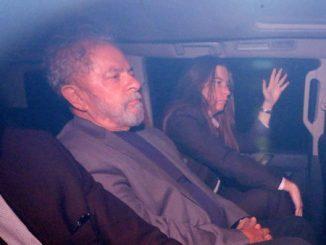 Lula Da Silva preso