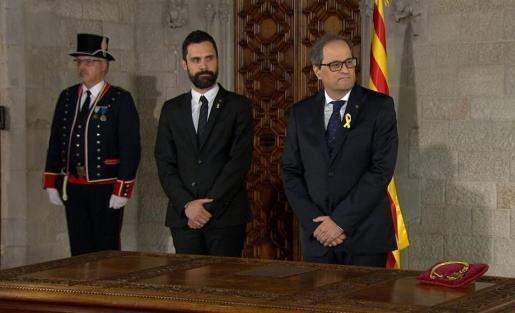 nuevo presidente del Govern catalán