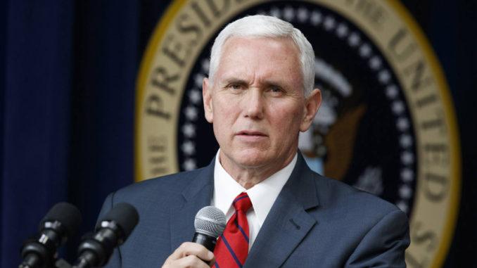 Mike Pence,EEUU,Nicaragua,