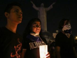 Genocidio en Nicaragua