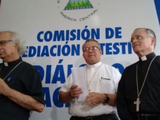Obispos Conferencia Episcopal de Nicaragua