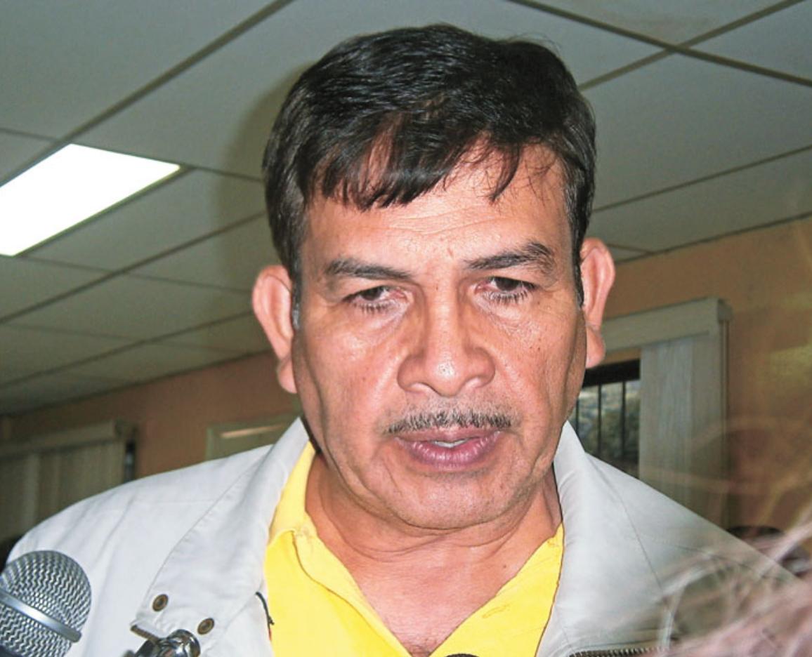 Sadrach Zeledón, alcalde de Matagalpa. Foto: El Nuevo Diario | REFERENCIA