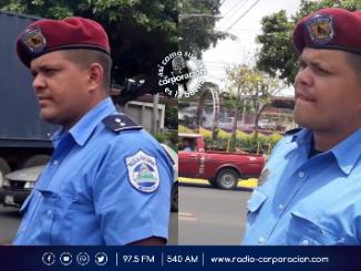 Policía agrede a ciudadano
