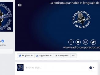 Portada Facebook Radio Corporación