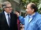 Luis Almagro y Daniel Ortega