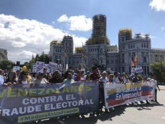 Fraude electoral,Venezuela,