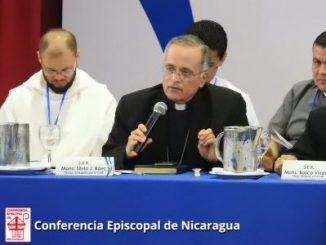 Obispo Silvio Báez