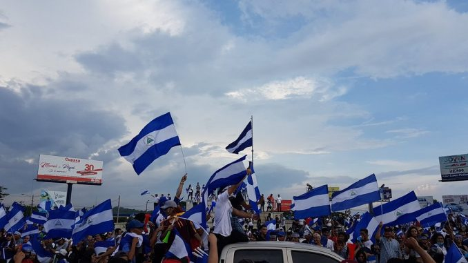 Renuncia,Daniel Ortega,marcha,