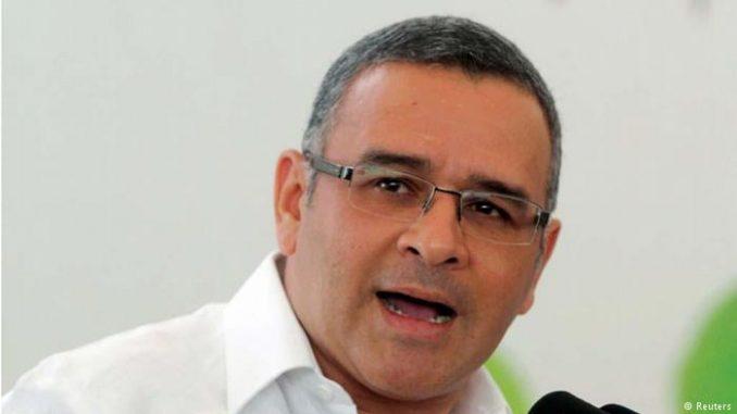 expresidente Mauricio Funes
