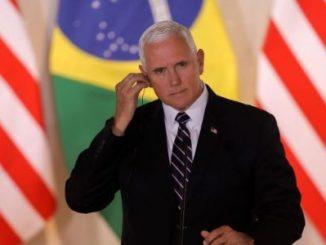 Brasil,Mike Pence,Estados Unidos,Venezuela,