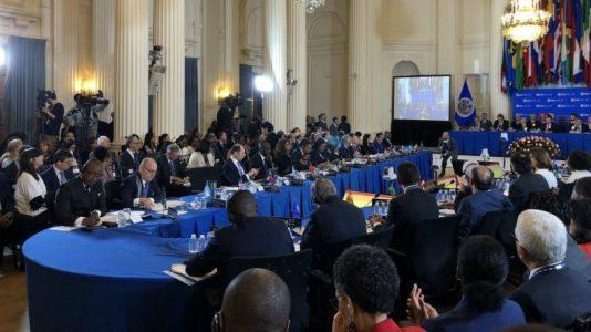 OEA-Nicaragua-Venezuela