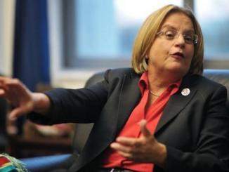Congresista estadounidense Ileana Ross Lethinen