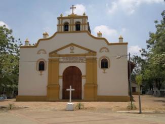 Parroquia Santa Ana, Nindirí