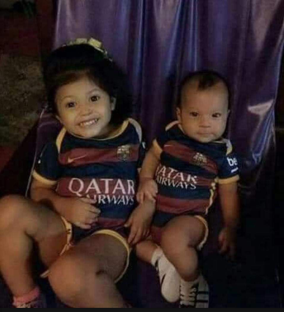 Los dos menores de edad que murieron incinerados por paramilitares orteguistas