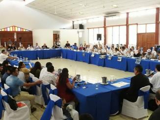Mesa plenaria Diálogo Nacional
