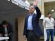 Juan Manuel Santos, presidente saliente de Colombia